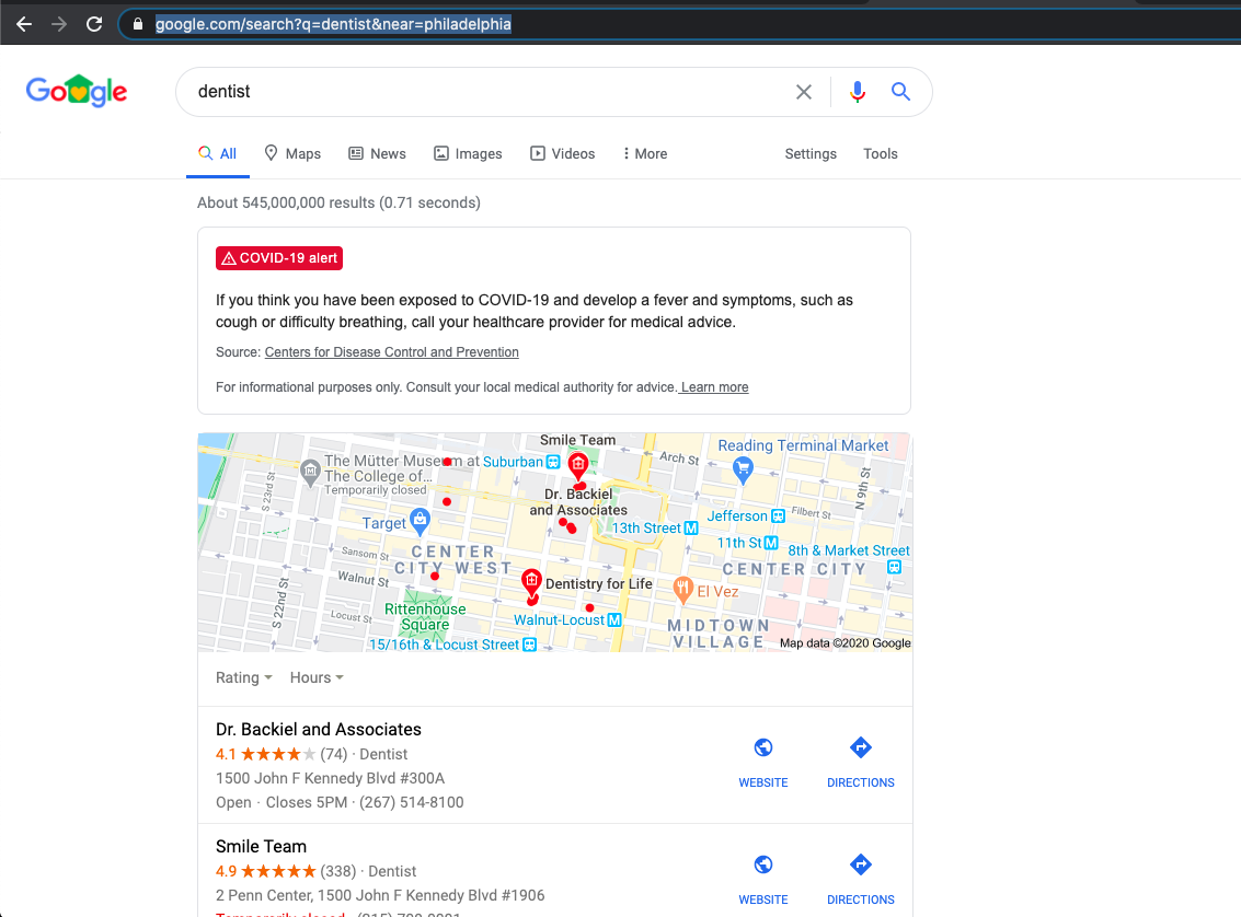 How to See Google Search Results for Any Location